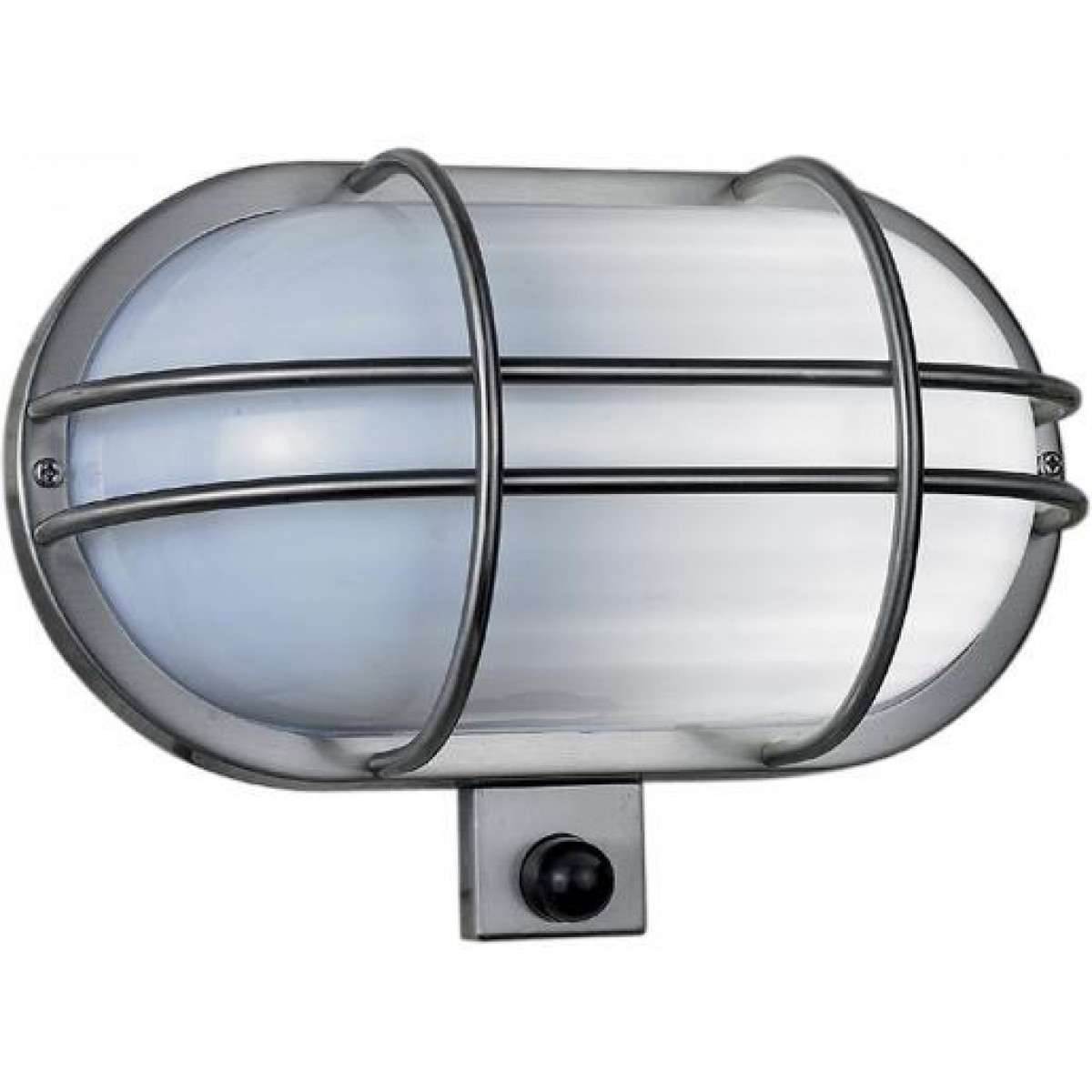 KS Verlichting Buitenlamp SONN RVS met Sensor