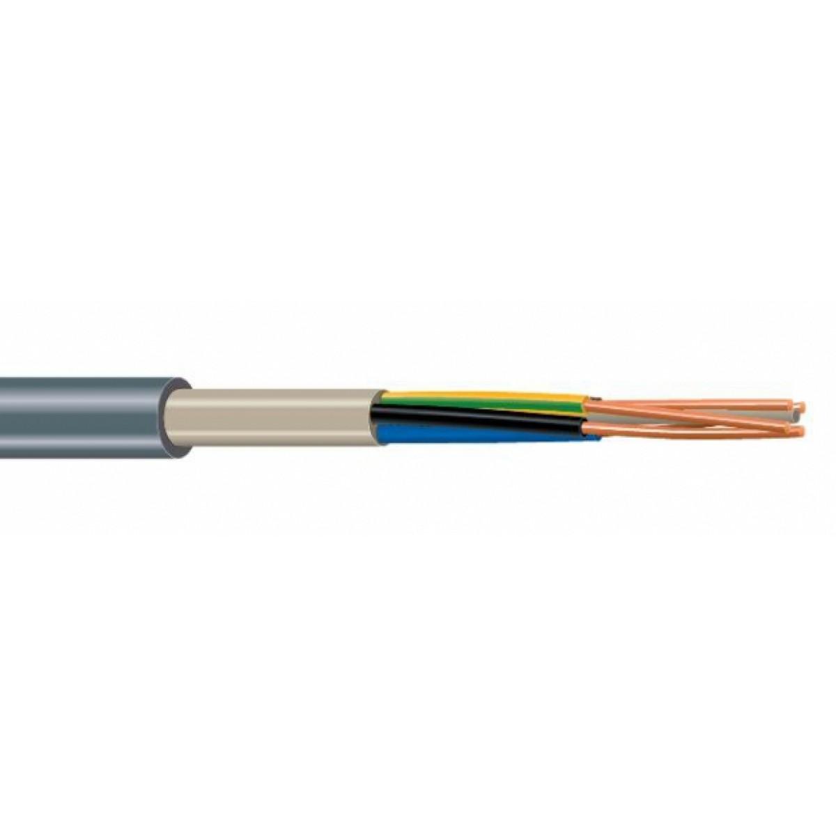 Geliefde YMVK 3x2.5 mm² DCA installatiekabel kabel 100m GE98