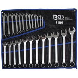 BGS 1196 Steekringsleutelset (DIN 3113A) | 6 - 32 mm | 25-dlg