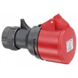 CEE contra stekker 32A 5-polig rood krachtstroom