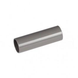 Sok 5/8 16mm PVC Grijs per stuk