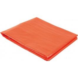 Bouwzeil / Afdekzeil 6x8 meter Oranje 150 gram / m2