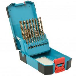 Hercules Metaalborenset 19 delig Cobalt 1-10mm, per 0,5mm