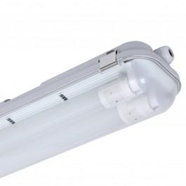 WD 2/150 leeg bedraad armatuur enkel 150cm tbv LED buis