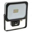 LED straler Nova SL20S SlimLine 20 watt floodlight met Bewegingsmelder