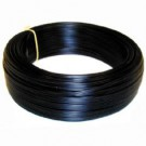 Rond snoer VMVL zwart 2x0.75 Rol 100 meter