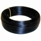Rond snoer VMVL zwart 2x1 Rol 100 meter