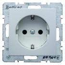 Berker S.1/B.3/B.7 Wandcontactdoos RA 1V Wit 6147438989