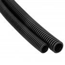 Flexibele buis 3/4 - 19mm - 100 meter - Zwart