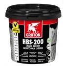Griffon HBS-200 Liquid Rubber - Pot 1 L Zwart