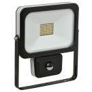 LED straler Nova SL30S SlimLine 30 watt floodlight met Bewegingsmelder