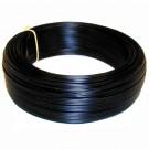 Rond snoer VMVL zwart 4x1 Rol 100 meter