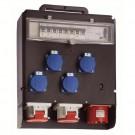 Schwabe CEE FIXO III Stroomverdeler 400V 32A IP44